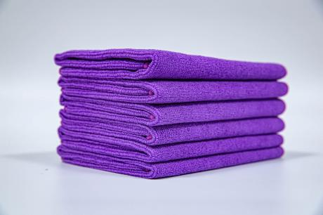 Ultra-Thick Microfiber Cloth - Ideal for using Car cleaning (6 Pack)