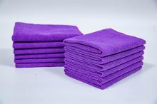 Ultra-Thick Microfiber Cloth - Ideal for using Car cleaning (12 Pack)